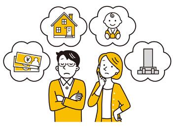 専業主婦の場合は世帯の収入を記載できます。